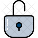 Lock Secure Unlock Icon