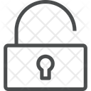 Lock Security Safety Icon