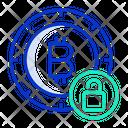 Unlock Bitcoin Icon