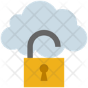 Cloud Computing Unlock Icon