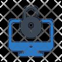 Unlock Computer Icon