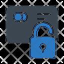 Unlock Pay Credit Icon