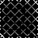 Unlock database Icon