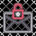 Unlock Email Icon