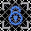 Unlock Focus Icon