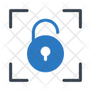 Unlock Security Scanner Icon