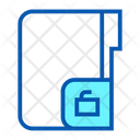 Unlock Folder File Icon