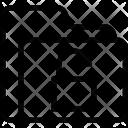 Unlock Folder Data Icon