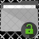 Unlock Folder Icon