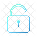 Unlock Key Smarthome Technology Icon