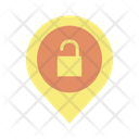 Unlock Location Icon