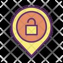 Unlock Location Icon