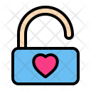 Unlock Valentine Wedding Icon
