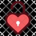 Love Unlock Icon