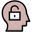 Unlock Mind Unlock Profile Unlock Icon