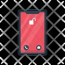 Unlock Mobile Phone Icon