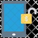 Mobile Unlock Phone Icon