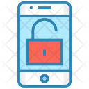 Unlock Iphone Device Icon