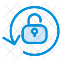 Unlock Rotation Icon