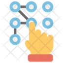 Unlock Security Icon