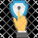 Unlock Security Icon