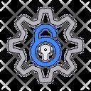Unlock Setting Icon
