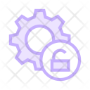 Unlock Gear Option Icon