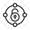 Unlock Sharing Icon