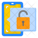 Unlock Smartphone Icon