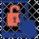 Unlock Tablet Icon