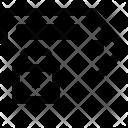 Unlock Tag Icon