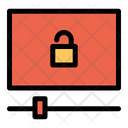 Unlock Video Unlock Video Player Icon