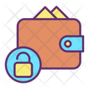 Unlock Wallet Unsecure Wallet Open Lock Icon