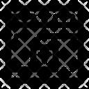 Web Unlock Icon
