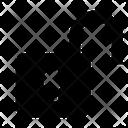 Unlocked Lock Padlock Icon