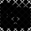Unlocked Unsafe Folder Icon
