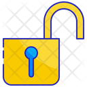 Security Lock Unlock Icon