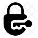 Unlocked Security Secure Icon