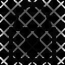 Unlocked Unsafe Free Icon
