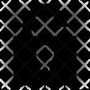 Unlocked Unsecure Lock Icon