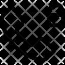 Unlocked Unrpotected Unavailable Icon