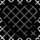 Unlocked Unprotected Love Icon