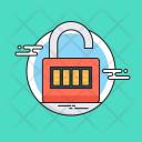 Unlocked Open Lock Icon