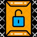 Unlocked File Icon