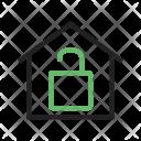 Unlocked home Icon