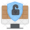 Unlocked System Icon