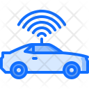 Unmanned car Icon