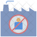 Unmanned Factory Icon