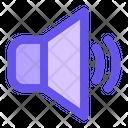 Unmute Button Player Icon