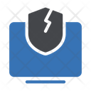Protection Security Screen Icon